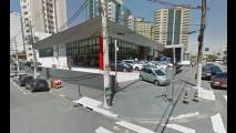 Vídeo mostra concessionária Honda sendo alagada em SP