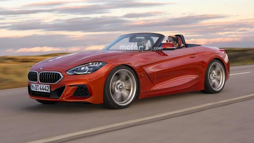 Voici à quoi ressemblera la nouvelle BMW Z4 !