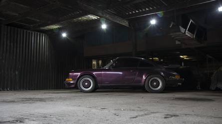 Super rare Porsche saved, will be restored to former glory