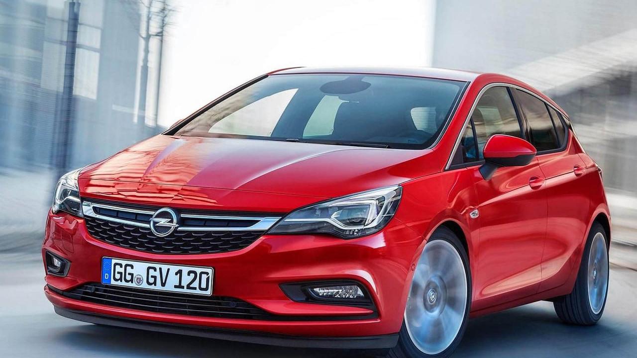 2016: Opel Astra