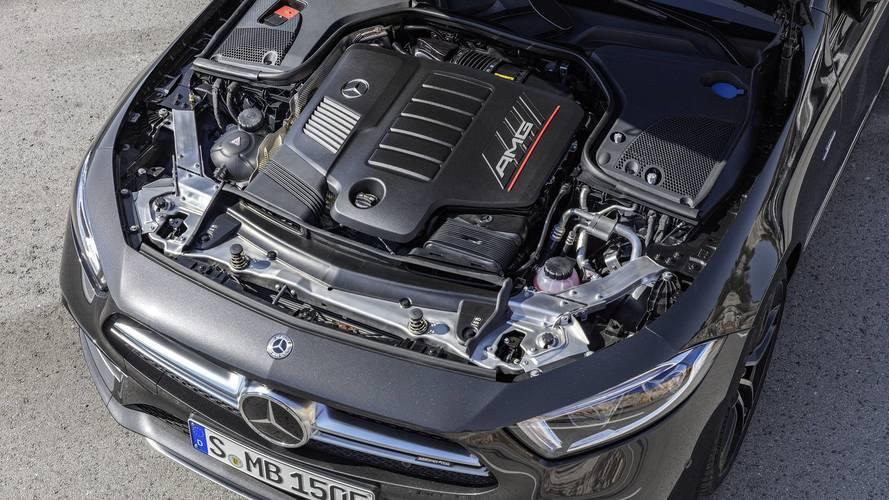 Mercedes, V6 motorlara elveda diyor