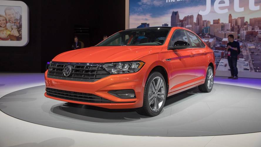 2019 VW Jetta Rocks Detroit With Upscale Style, Loads Of New Tech