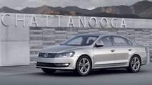 2011: Volkswagen Passat