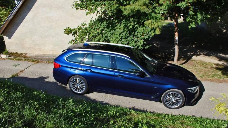BMW 530d xDrive Touring teszt: köss bele, ha tudsz!