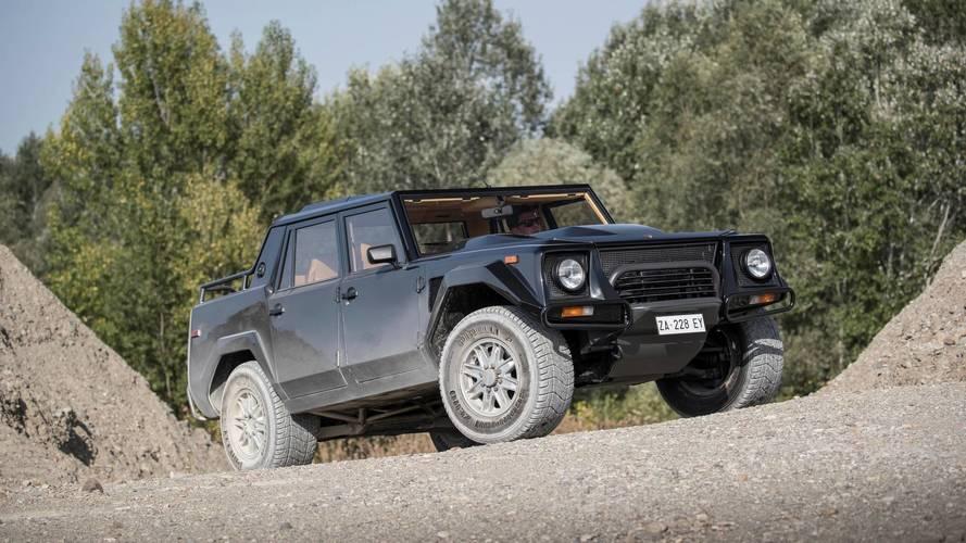 Lamborghini Urus Debuts December 4, LM002 Revisited