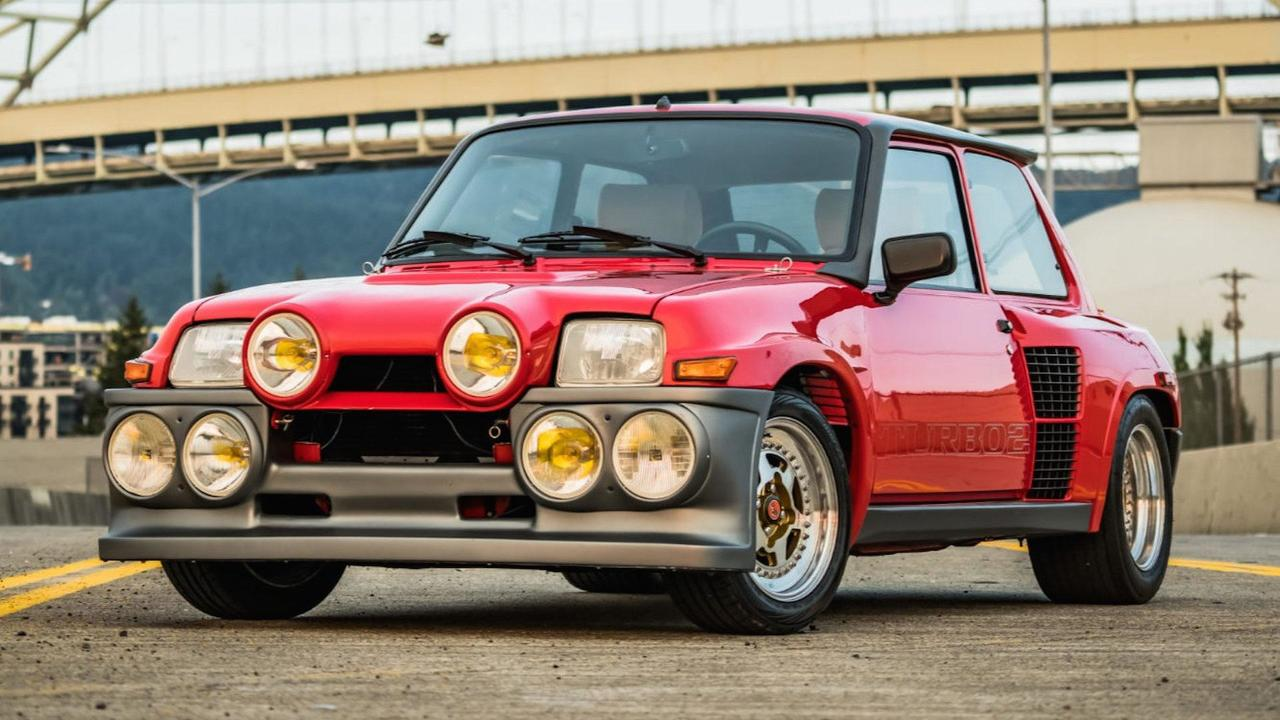 Resultado de imagen de Este Renault 5 Turbo 2 Evo 1985 está a la venta, ¿te animas a pujar?