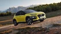 2017 Hyundai Kona Acid Yellow
