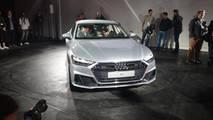 Audi A7 Sportback 2018 Live Photos