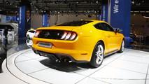 2018 Ford Mustang (Euro-spec) live in Frankfurt