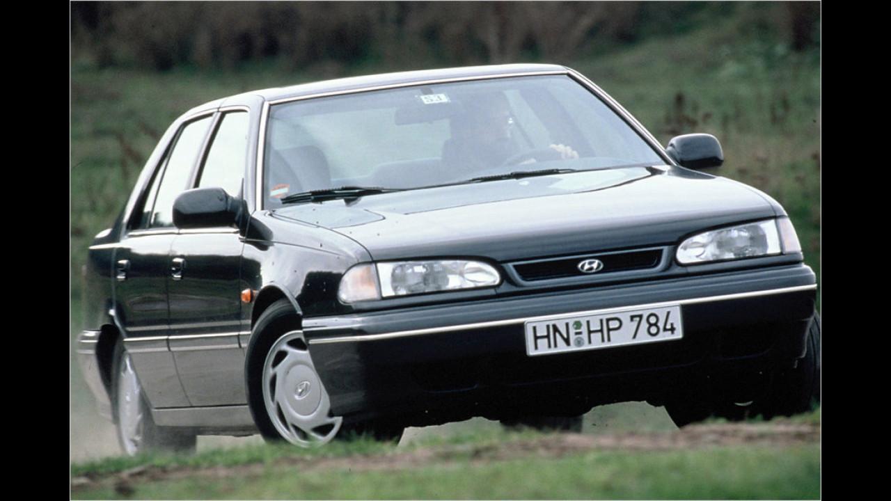 Hyundai Sonata (1991 bis 1993)