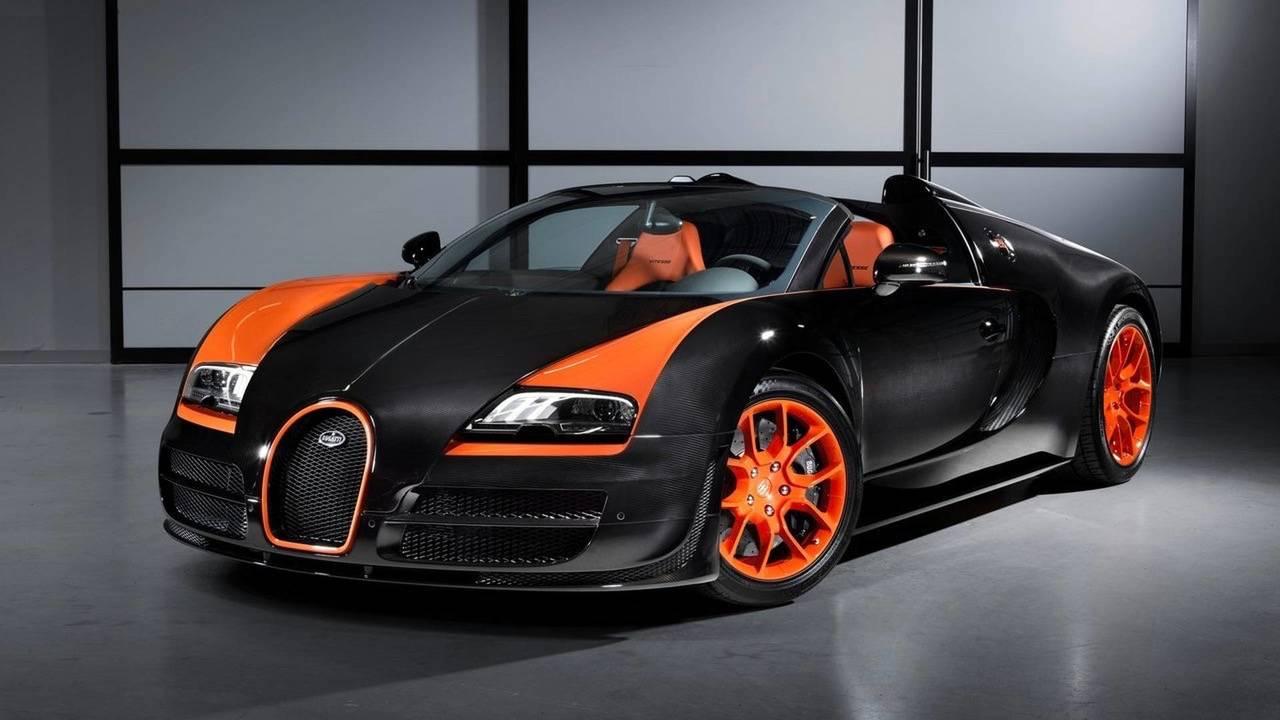 Bugatti Grand Sport Vitesse World Record Edition –254mph