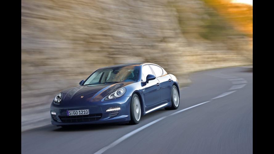 Porsche Panamera: si allungano i tempi di consegna...