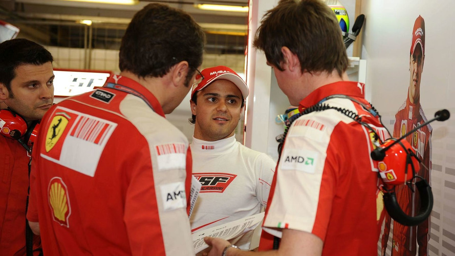 Massa head surgery 'positive' - Ferrari