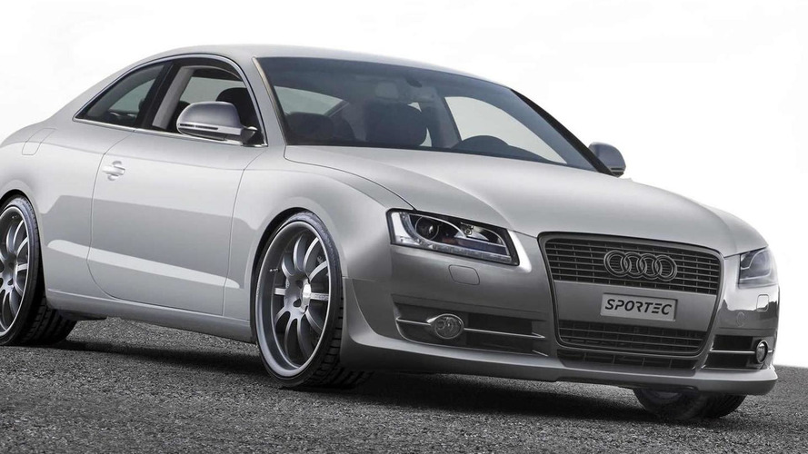 APS Sportec boosts Audi S5 to 425bhp