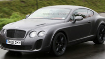 Bentley Supersports Biofuel Prototype