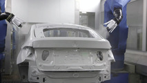 BMW 5 Series GT production