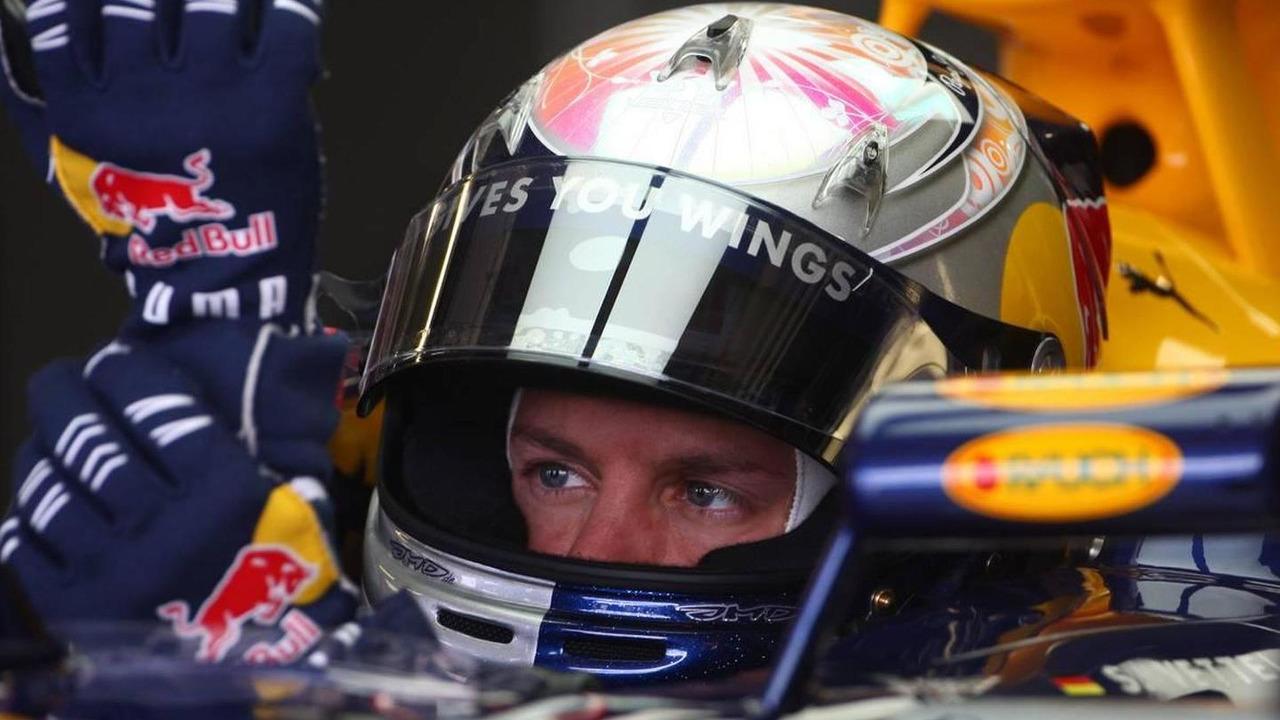 Sebastian Vettel (GER), Red Bull Racing, European Grand Prix, Saturday, 26.06.2010 Valencia, Spain