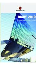 2010 Porsche Diary