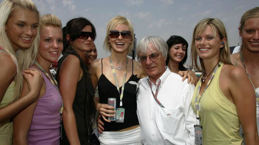 Even at 80, Ecclestone not looking to slow down
