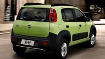 2011 Fiat Uno Supermini