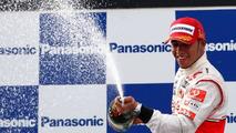 Lewis Hamilton (GBR), McLaren Mercedes - Formula 1 World Championship, Rd 7, Turkish Grand Prix, Sunday Podium