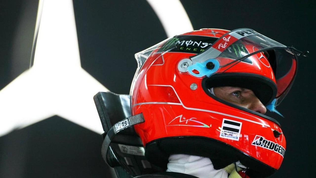 Michael Schumacher (GER), Mercedes GP, German Grand Prix, 23.07.2010 Hockenheim, Germany