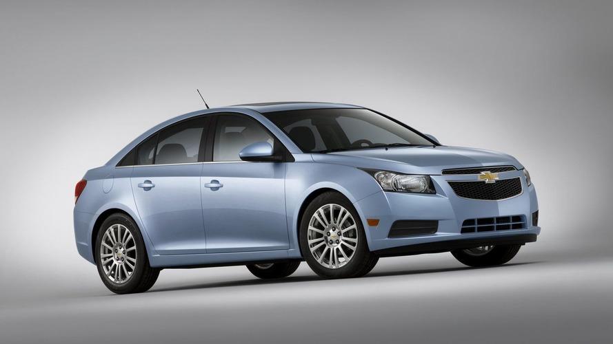 2011 Chevrolet Cruze Pricing Announced [U.S.]