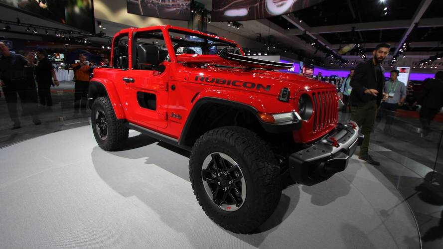 5 Hits And Misses From The 2017 Los Angeles Auto Show
