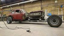 Volvo Tank Car de 1950