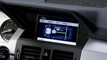 Mercedes Vision GLK BlueTec Hybrid Concept