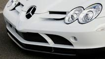 BRABUS SLR McLaren in white garb