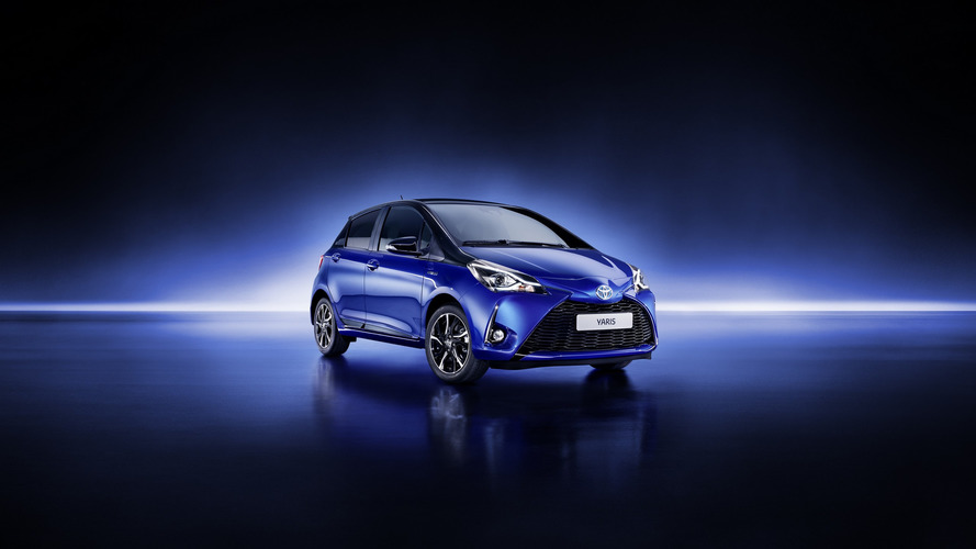 2017 Toyota Yaris debuts with more than 900 new parts