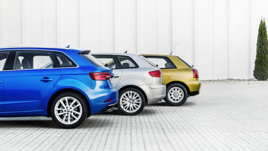 Fékproblémák miatt kell visszahívni 526 darab Audi A3 Sportback-et