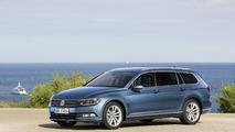 VW Passat Variant 2017 Highline