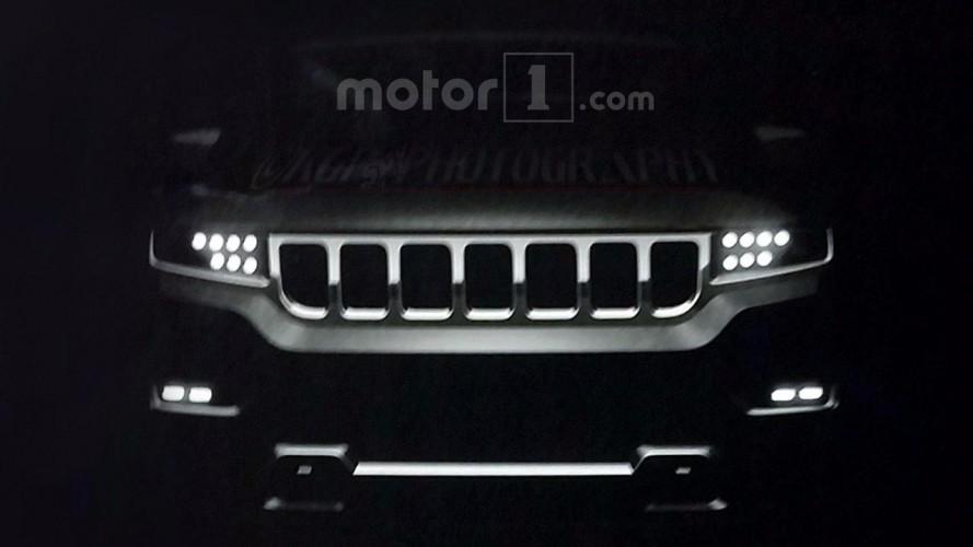 Jeep Grand Wagoneer 2018 - Une version hybride déjà attendue