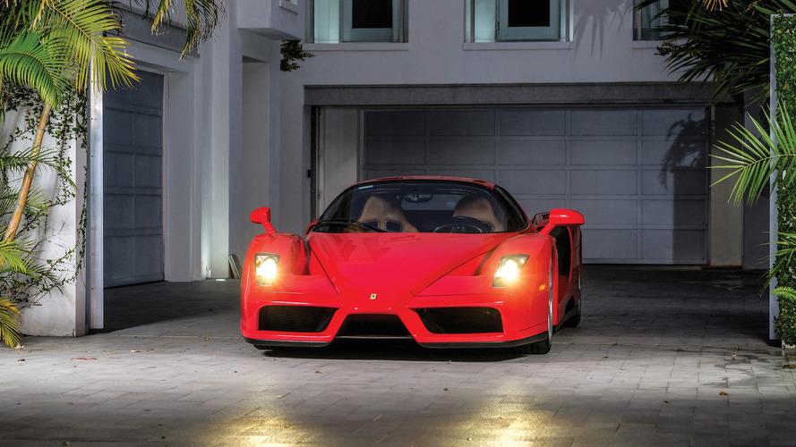 La Ferrari Enzo de Tommy Hilfiger à vendre aux enchères !