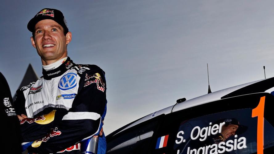 Ogier, 2017 WRC sezonunda M-Sport Ford ile yarışacak