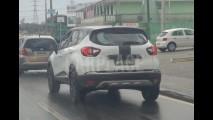 Flagra: Renault Captur já roda limpinho em testes finais no Brasil
