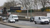 Circulation à Paris
