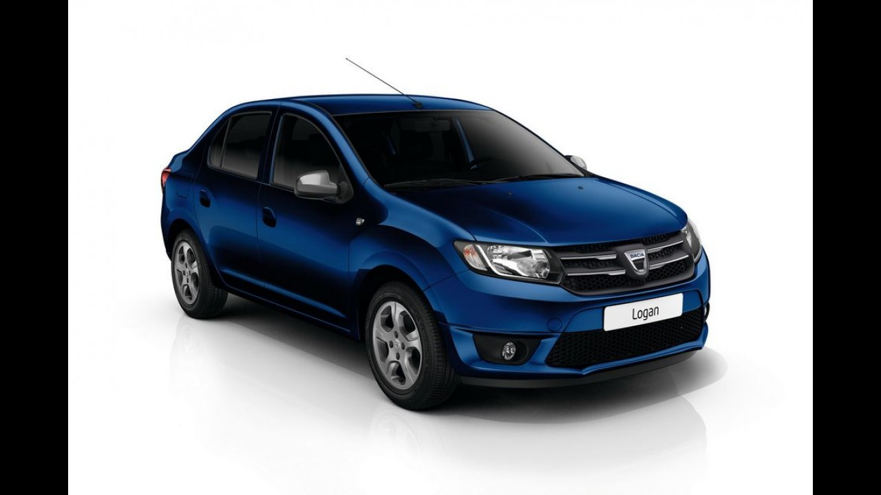 """Dacia lança edição especial """"azul"""" para celebrar 10 anos na Europa - galeria"""