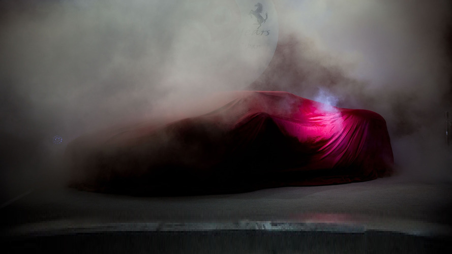 Mysterious V12 Ferrari emerges, let the speculation begin