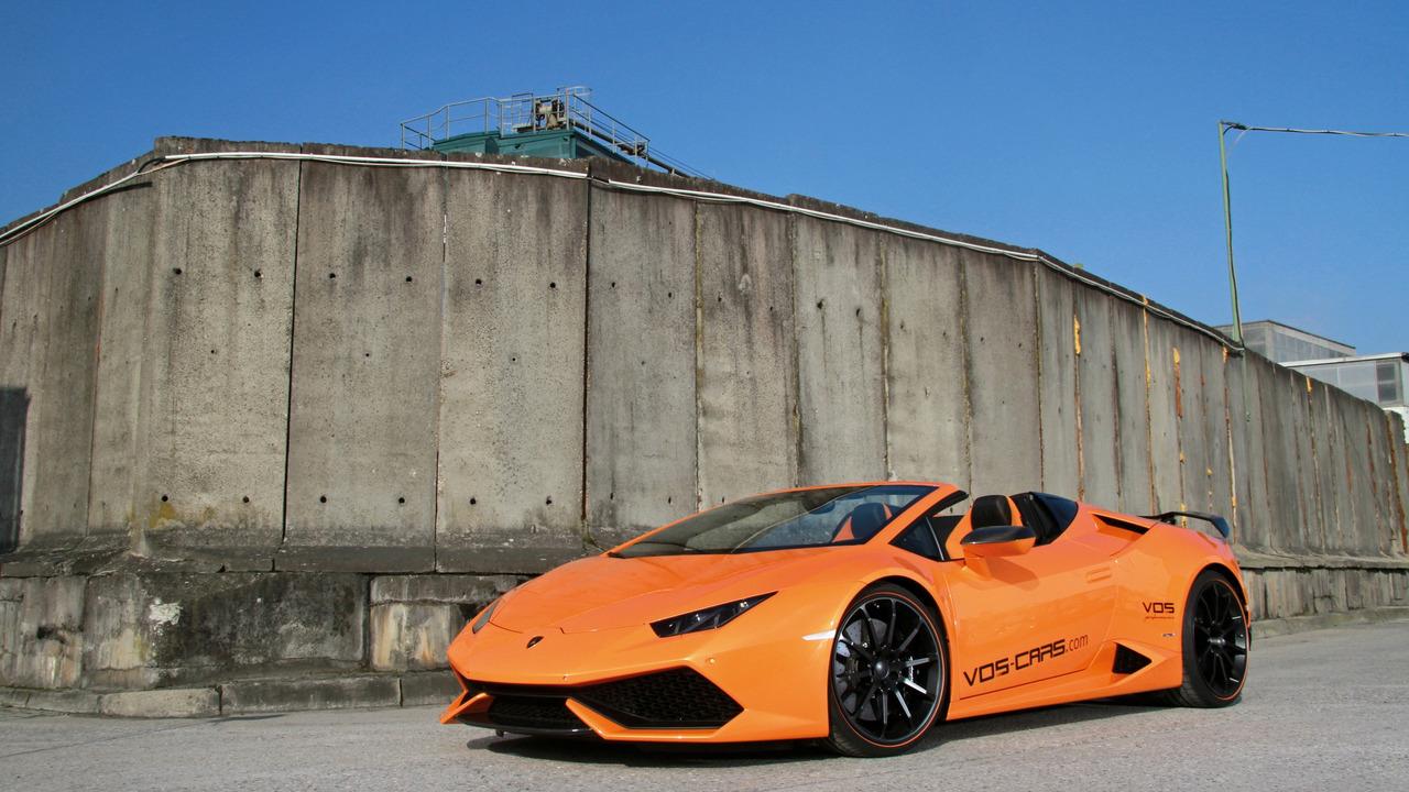 Lamborghini Huracan Spyder by Vision of Speed | Motor1.com Photos