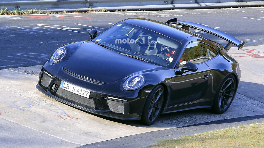 Porsche 911 GT3 and Cayman GT4 RS to receive 4.0-liter engine
