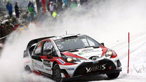 2017 WRC Rally Sweden