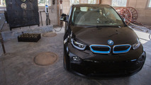 BMW i3 National Park Charging Stations