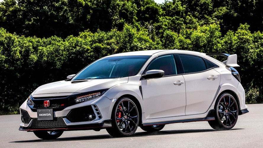 2017 Honda Civic Type R - Early First Drive