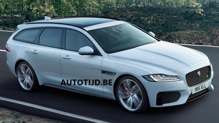 Merhaba, 2018 Jaguar XF Sportbrake siz misiniz?