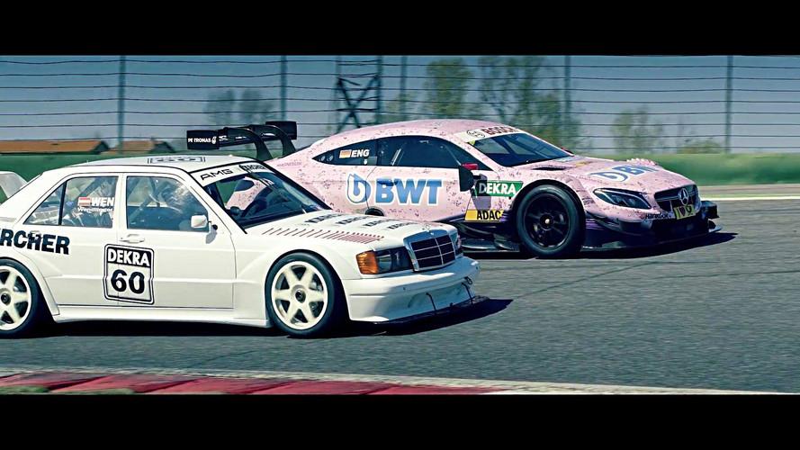 Mercedes DTM Cars