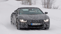 BMW i8 Spyder Spy Photos