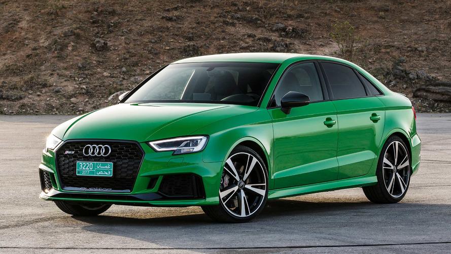 Primeiras impressões Audi RS3 Sedan 2018 - O compromisso sem compromisso